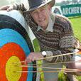 Archery Tuition and Demonstrations for Outdoors Events and Craft Courses in Bow and Arrow Making skills. Logo